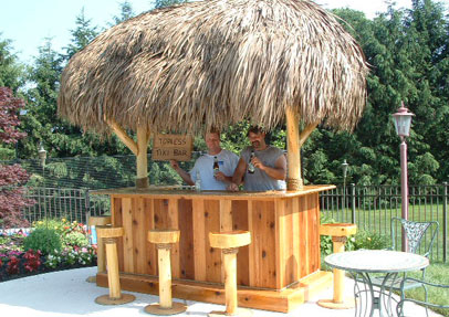Shed Plans Answers How To Build Your Own Tiki Bar Tiki Hut Or Tiki