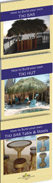 build your own tiki bar building series