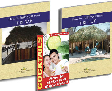 Tiki Bar and Tiki Hut Ebook