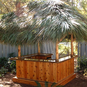 How To Build A Deck Bar