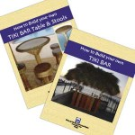 Build Your Own Tiki Bar + Bar Table and Stools Book Combo